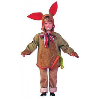 Kostýmy - Zajac pelerína