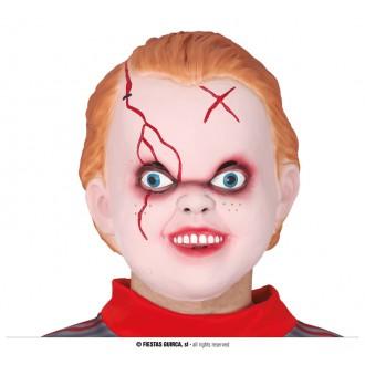 Doplnky - Maska dieťa s jazvou