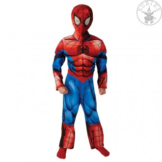 Kostýmy - Ultimate Spider-Man Premium - Child Larger Size