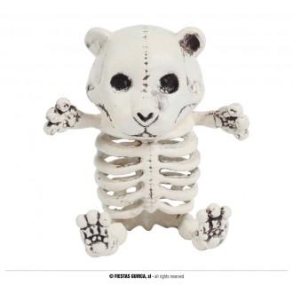 Doplnky - Kostra medvítka 18 cm - halloween