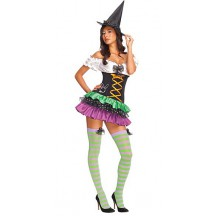 Playboy Sexy Witch - licenčný sexy kostým
