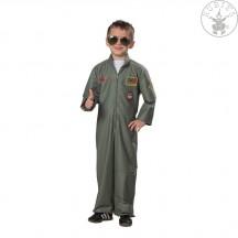 Bojový pilot - detský karnevalový kostým