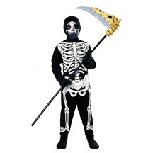 Skeleton - kostým