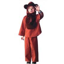 Medvedík - kostým pre deti
