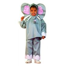 Slon - karnevalový kostým
