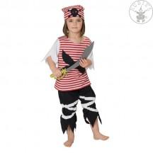 Pirát pruhovaný (Pirátska)