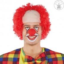 Klaun - karnevalová parochňa