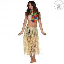Hawaii sukne 70 cm prírodná