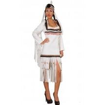 WHITE INDIAN - dámský kostým