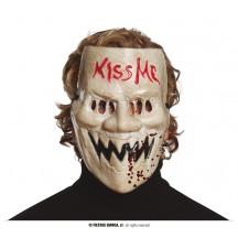 KISS ME -  PVC maska