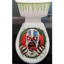Dekorace na WC