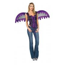 Purple Bodice