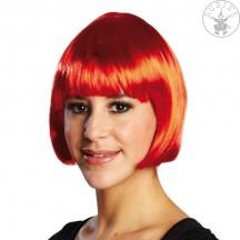 Trixy červená - karnevalová parochňa