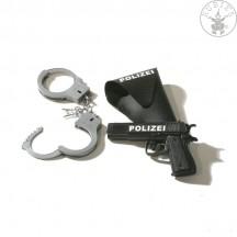 Policajný set 3-dielny pištole
