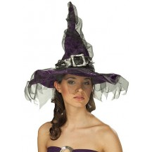 Čarodejnica s tylom a sponou