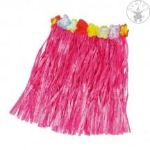 Hawai sukne ružová 50cm