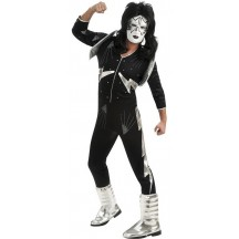 KISS Deluxe The Spaceman - licenčný kostým