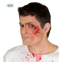 Imitácia zranenia - tržná rana