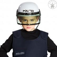 Policajná helma detská