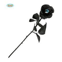 Čierna ruža s okom