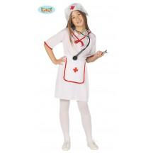 Detský kostým zdravotní sestry