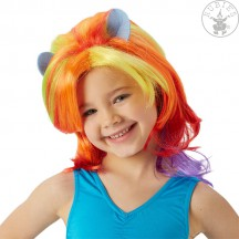 MLP Rainbow Dash Wig - detská parochňa - Licencie