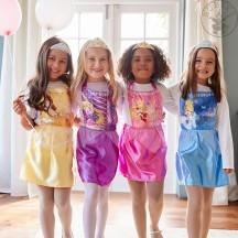 Disney Princess Party Pack - 1ks licenčné tričko
