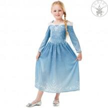Elsa Frozen Olaf´s Adventure Classic - detský kostým