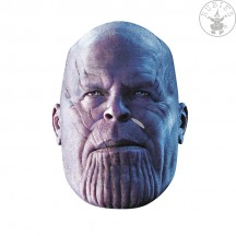 Thanos Infinity War Card Mask
