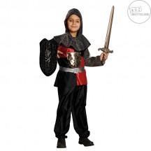 Kostým rytiera detský s kapucňou - VADA