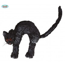 Čierna mačka 23 x 22 cm