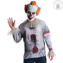 Pennywise IT Costume Top - Adult