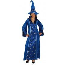 Kúzelníčka - kostým s klobúkom