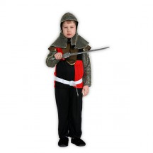 Rytier - karnevalový kostým