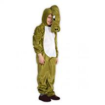 Krokodíl - karnevalový kostým