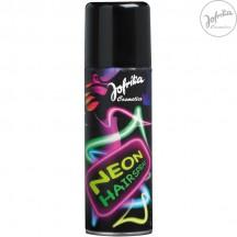 Neon sprej na vlasy