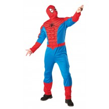 Kostým Spiderman Muscle Chest - licence D VADA